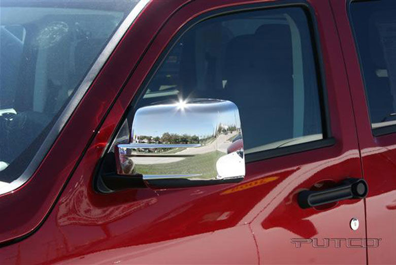 2009 Dodge Nitro Mirror Covers