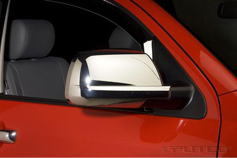 2012 Toyota Sequoia Mirror Covers