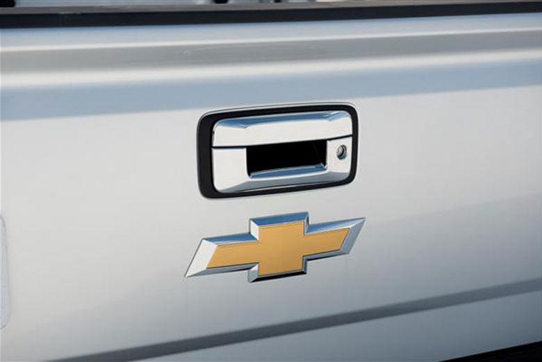 2014 Chevrolet Silverado Tailgate Handle Cover