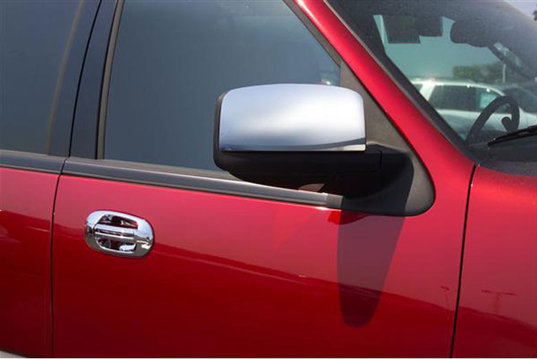 2010 Jeep Compass Mirror Covers