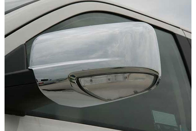 2012 Dodge Ram Mirror Covers