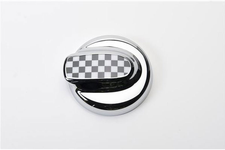2007 MINI Cooper Fuel Door