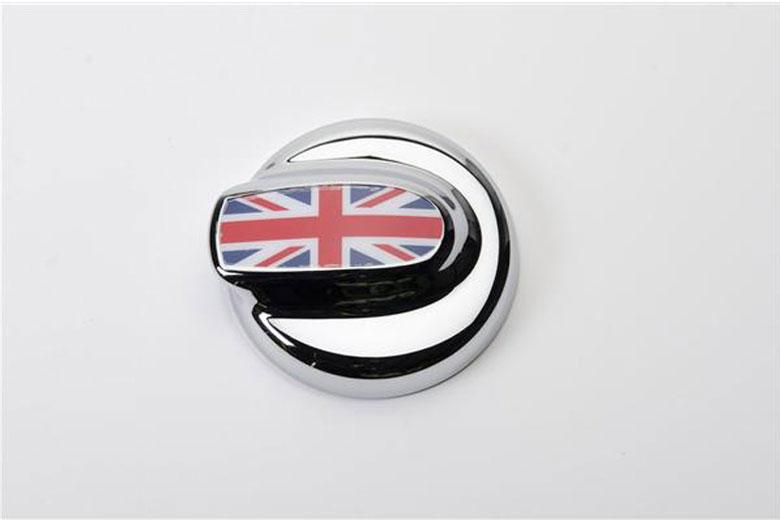 2011 MINI Countryman Fuel Door