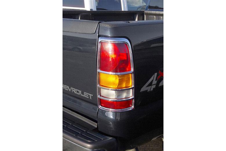 2002 GMC Sierra Tail Light Bezels