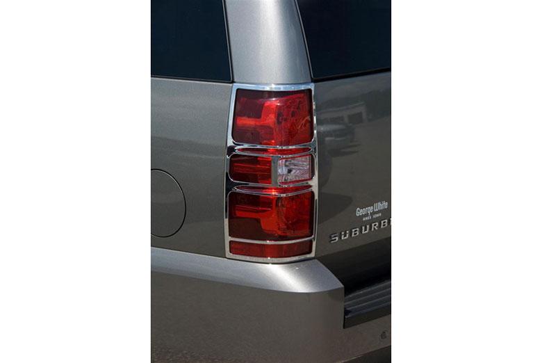 2013 Chevrolet Tahoe Tail Light Bezels