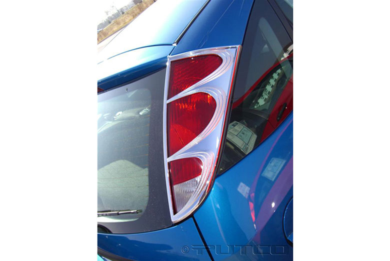 2001 Ford Focus Tail Light Bezels