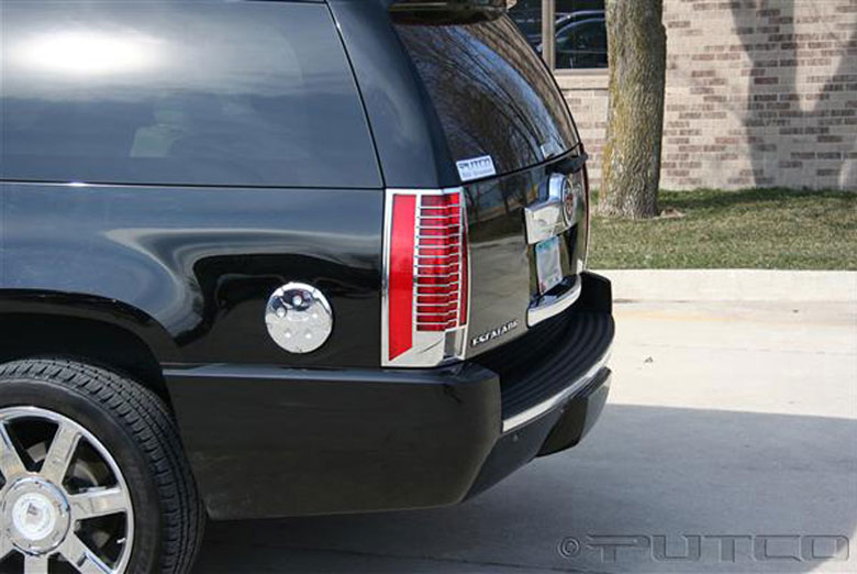 2010 Cadillac Escalade Tail Light Bezels