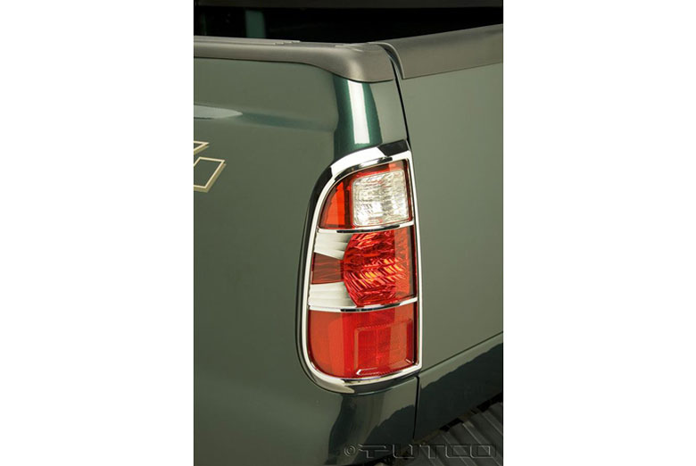 2008 Ford F-250 Tail Light Bezels