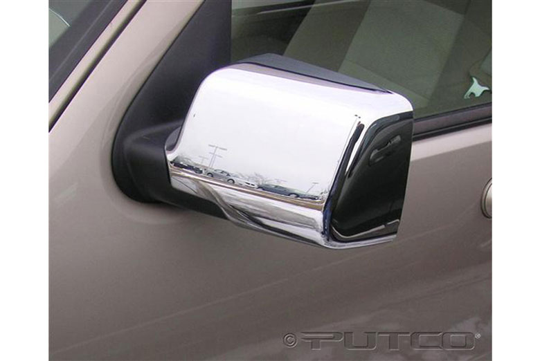 2009 Ford Explorer Mirror Covers