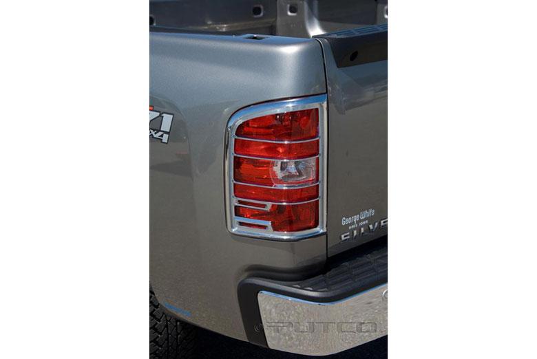 2008 Chevrolet Silverado Tail Light Bezels