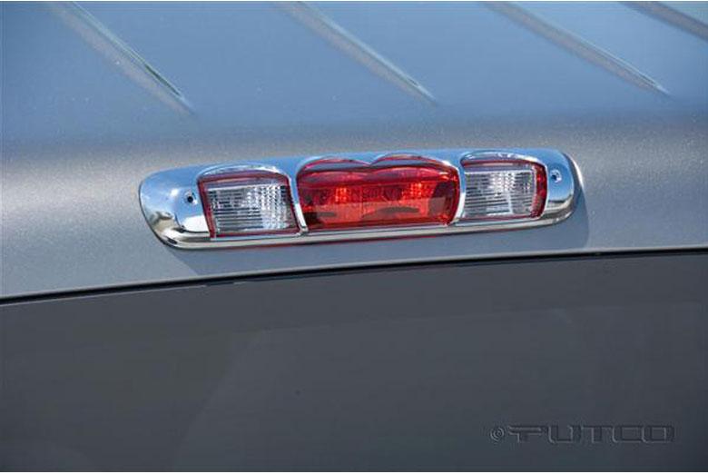 2008 Chevrolet Silverado Third Brake Light Cover