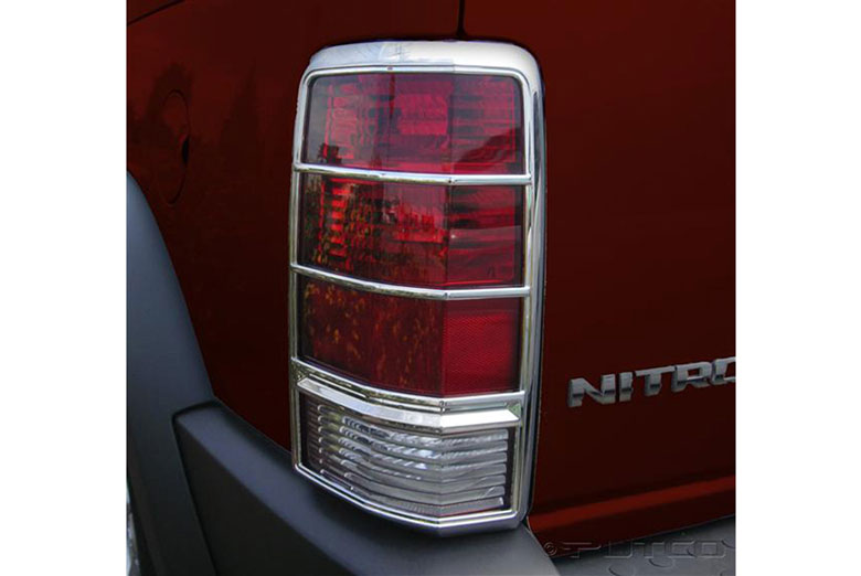 2009 Dodge Nitro Tail Light Bezels
