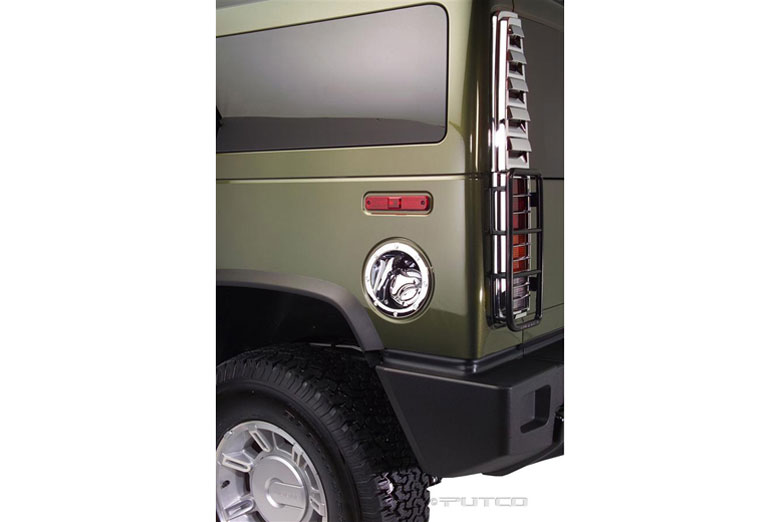 2005 Hummer H2 Fuel Door Cover