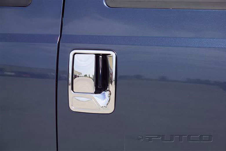 2005 Ford F-250 Door Handle Covers