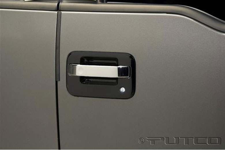 2012 Ford F-150 Door Handle Covers