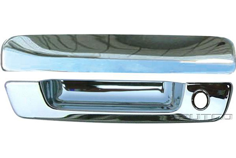 2008 Chevrolet Colorado Tailgate Handle Cover