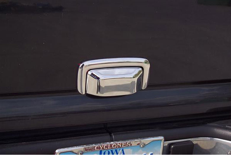 1989 GMC CK Tailgate Handle Cover