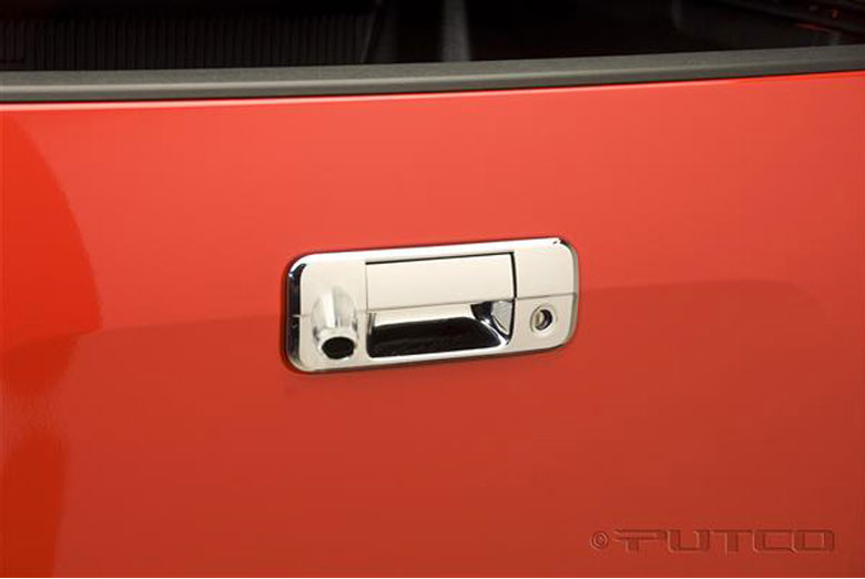 2010 Toyota Tundra Tailgate Handle Cover
