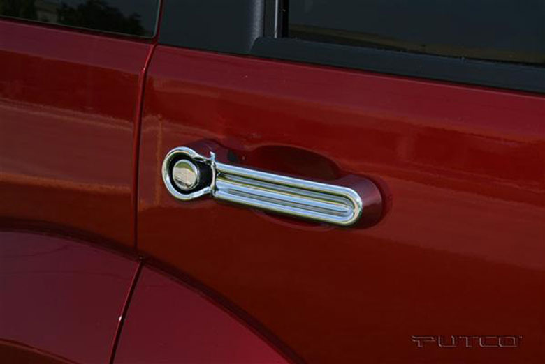 2012 Jeep Wrangler Door Handle Covers