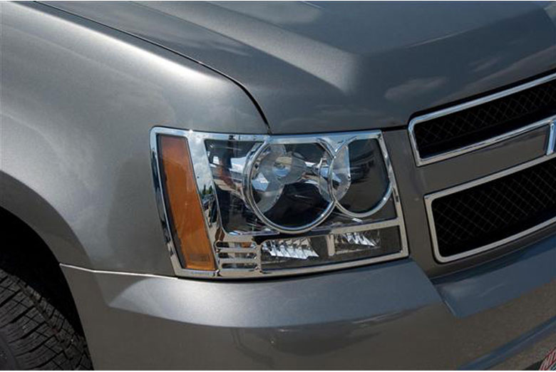 2008 Chevrolet Avalanche Headlight Bezels