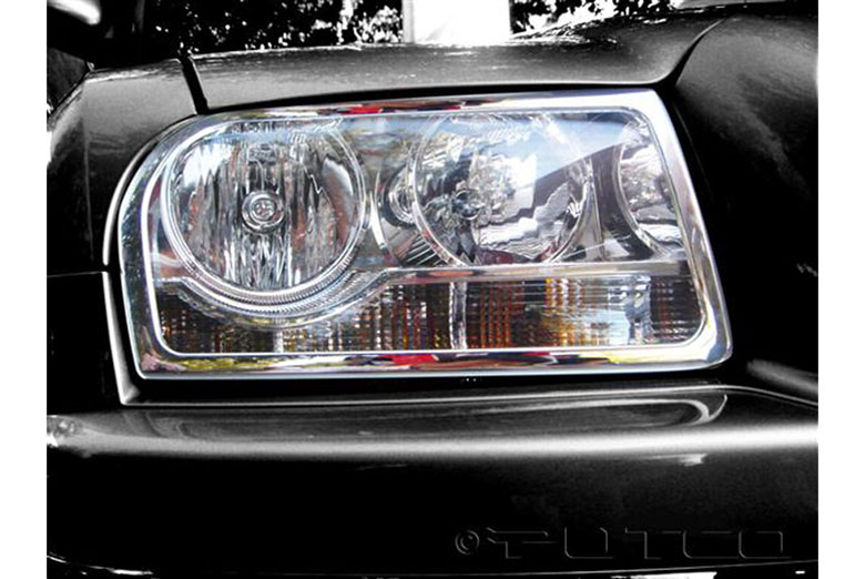 2010 Chrysler 300 Headlight Bezels
