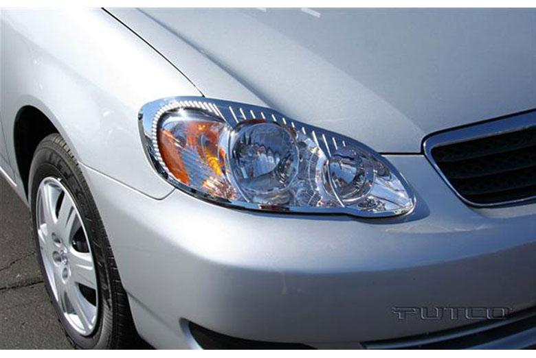 2008 Toyota Corolla Headlight Bezels