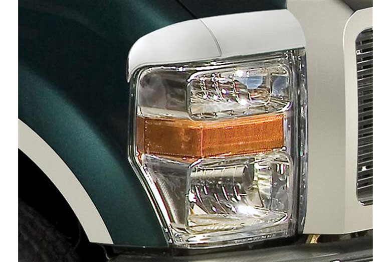 2010 Ford F-350 Headlight Bezels