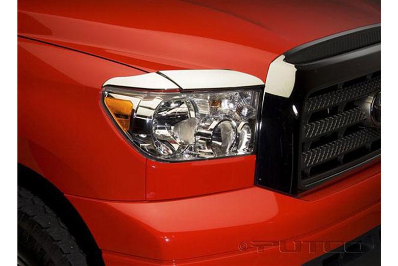 2012 Toyota Tundra Headlight Bezels