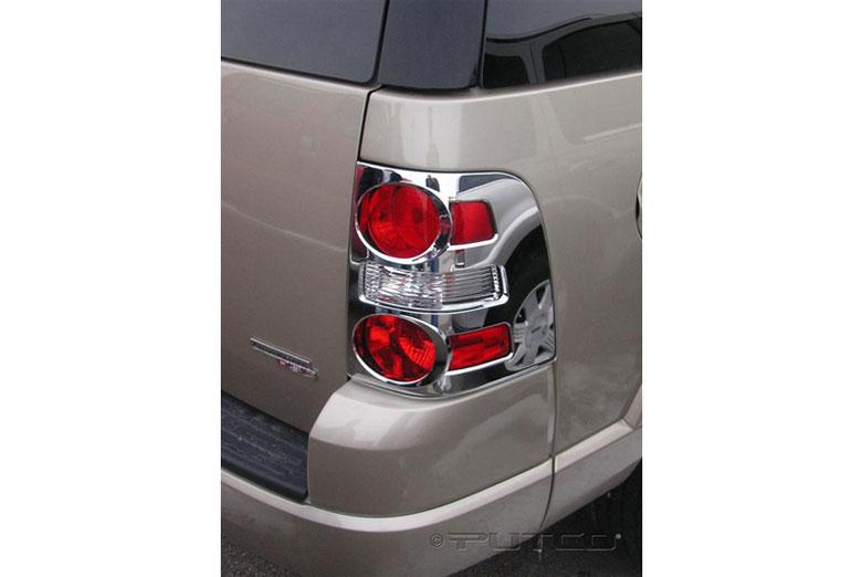 2009 Ford Explorer Tail Light Bezels