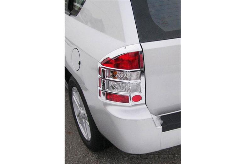 2008 Jeep Compass Tail Light Bezels