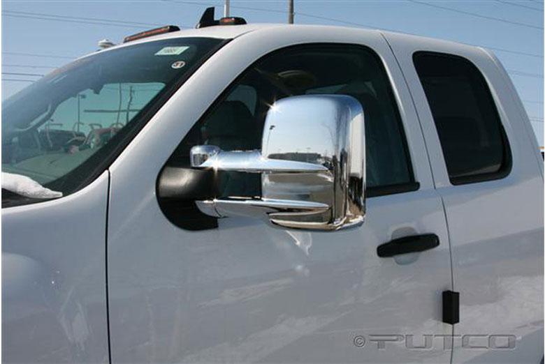 2008 Chevrolet Silverado Mirror Covers