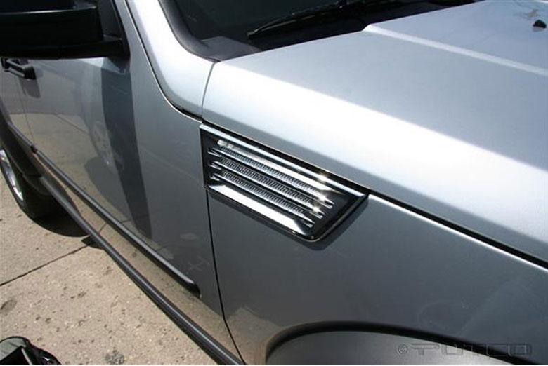 2010 Dodge Nitro Side Vents