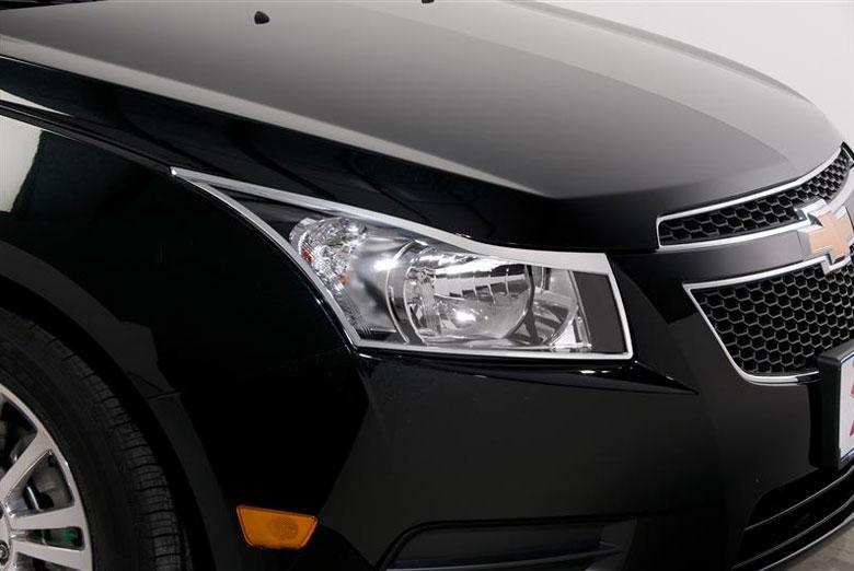2012 Chevrolet Cruze Headlight Bezels