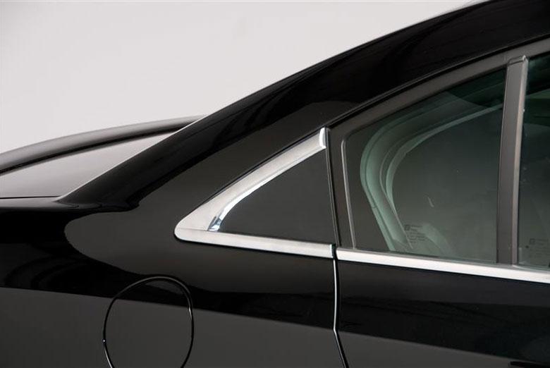 2012 Chevrolet Cruze Pillar Posts