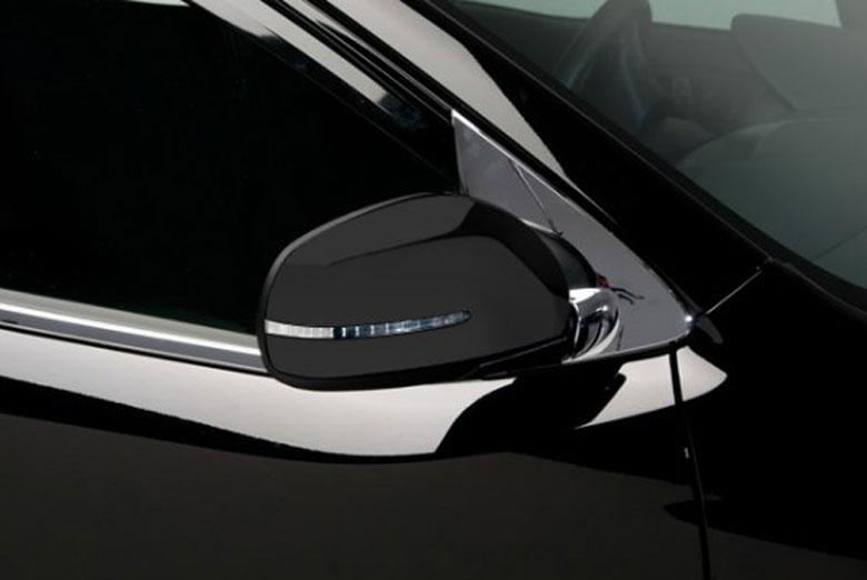 2013 Kia Optima Mirror Bracket Moldings Covers