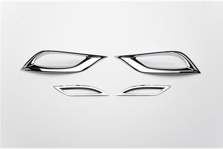 2012 Hyundai Sonata Fog Light Bezels