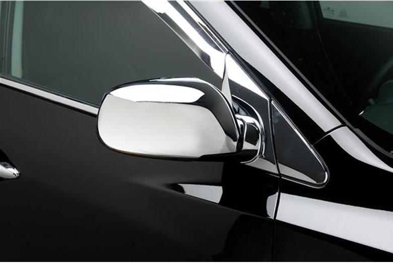 2013 Hyundai Tucson Mirror Bracket Moldings Covers