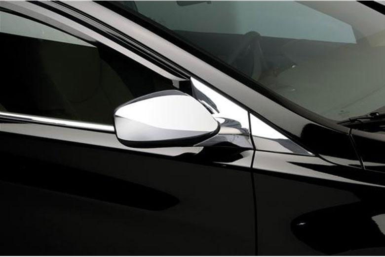 2011 Hyundai Elantra Mirror Bracket Moldings Covers