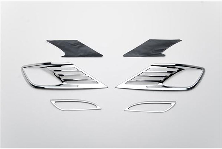 2012 Hyundai Elantra Fog Light Bezels