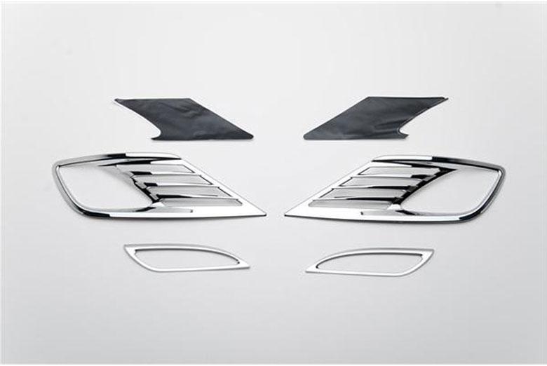 2013 Hyundai Avante Fog Light Bezels