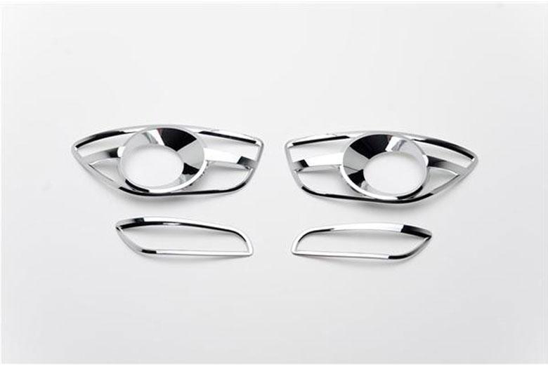 2007 Hyundai Santa Fe Fog Light Bezels
