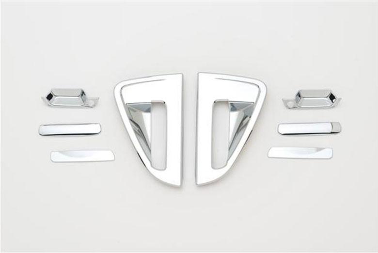 2014 Chevrolet Spark Door Handle Covers
