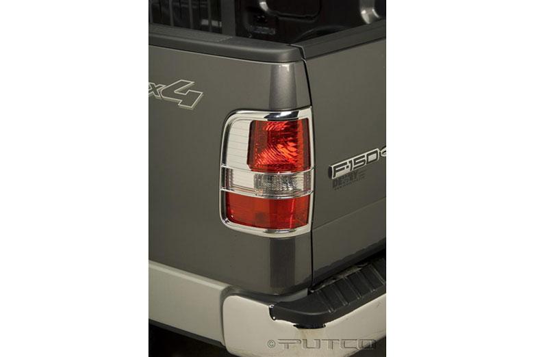 2005 Ford F-150 Tail Light Bezels