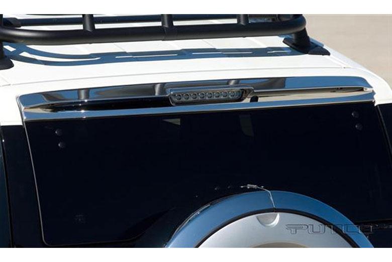 2009 Toyota FJ Cruiser Third Brake Light Cover