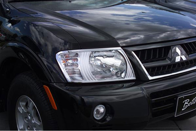 2007 Ford Explorer Headlight Bezels
