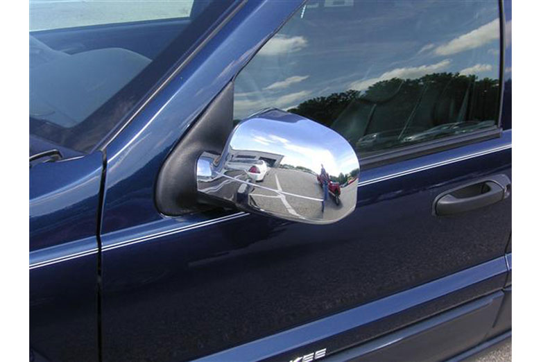 2003 Jeep Grand Cherokee Mirror Covers