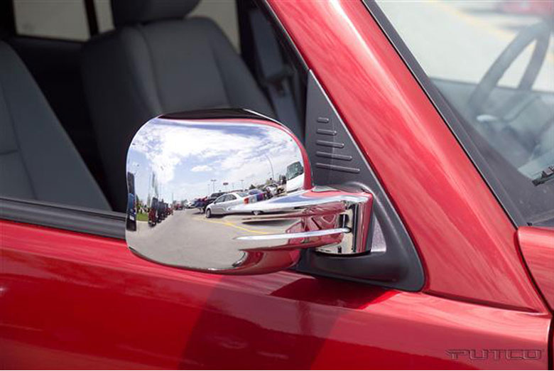 2006 Jeep Liberty Mirror Covers