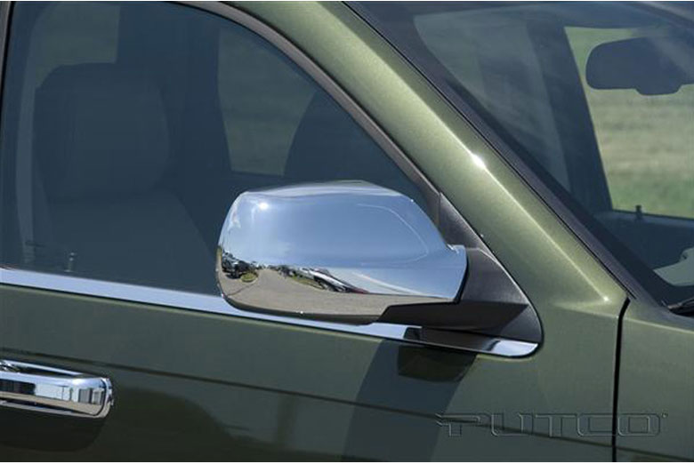 2007 Jeep Grand Cherokee Mirror Covers