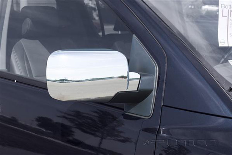 2005 Nissan Titan Mirror Covers
