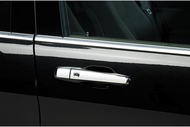 2012 Jeep Grand Cherokee Door Handle Covers